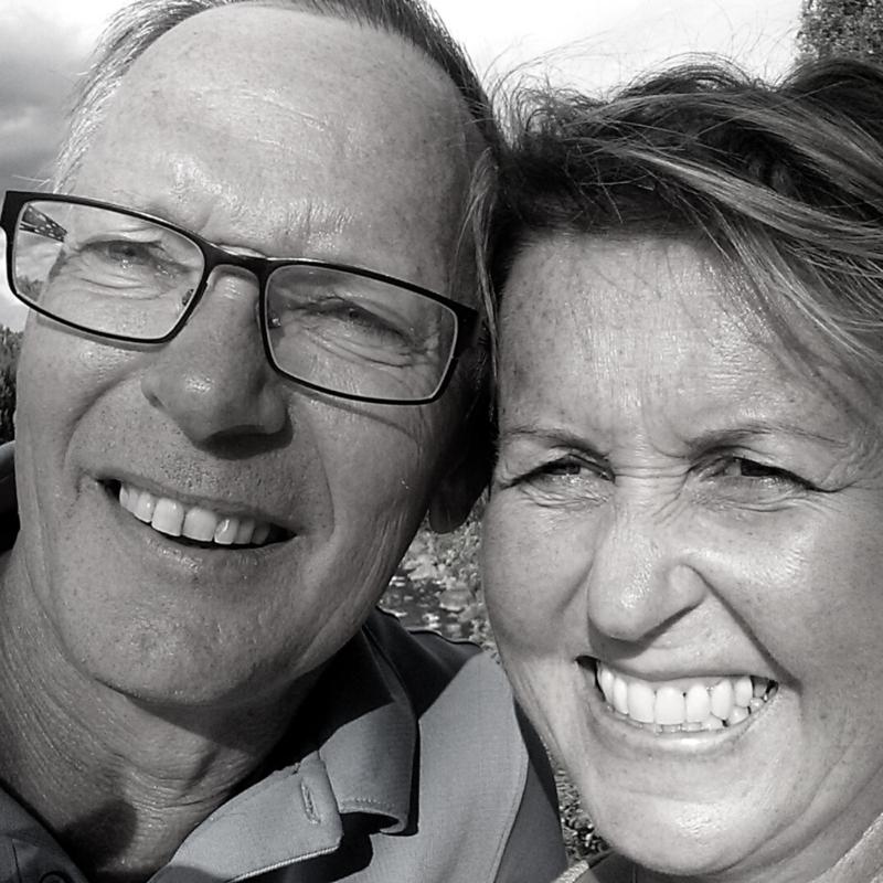 Anna-Lena –  min make Göran, donerade en njure till mig.