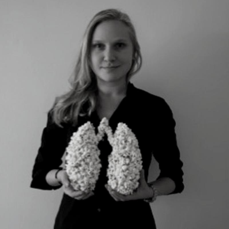 Beatrice Halby – att vänta på nya lungor