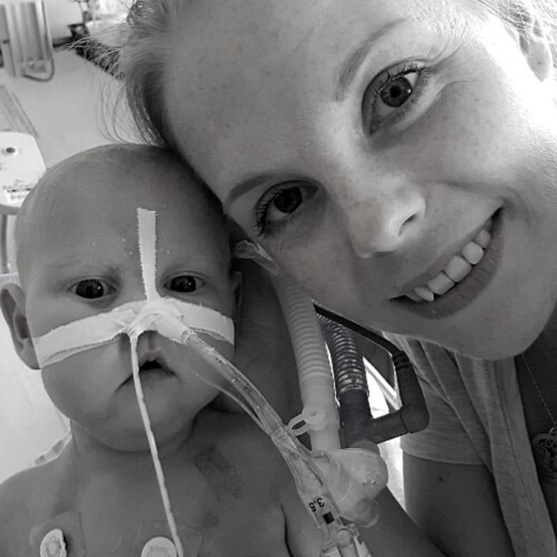 Nicole – 6 månader på väntelistan, ett helt liv.