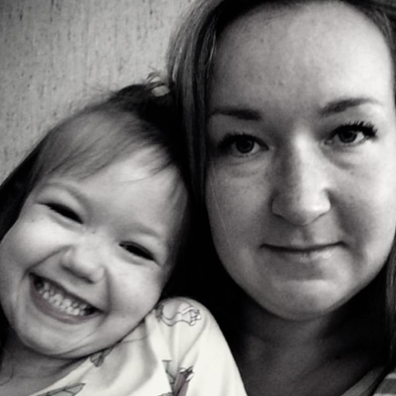 Anna – mamma till Lisa som väntar på sex organ