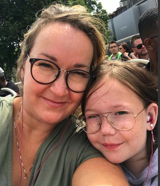 Anna – min dotter Lisa behövde sex organ.