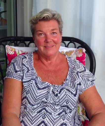 Annette – Vår oro växte för varje dag som gick.