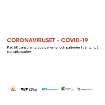 Information om Covid-19