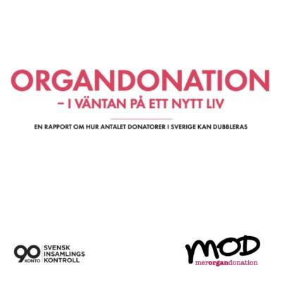 Organdonation i väntan på ett nytt liv – juni 2021